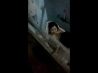 Thai Teen Spy Shower Couple