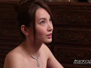 Hitomi Hayama :: The Full Of Molten Girls 1 - CARIBBEANCOM