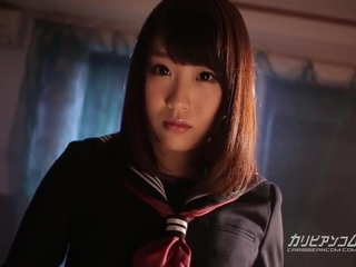 Rena Takayama :: School Uniform Club 1 - CARIBBEANCOM