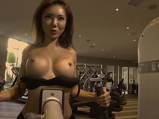 Workout with Asian