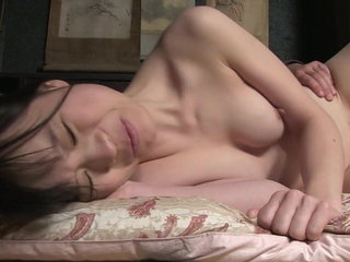 Uncensored JAV taboo humid sex old boy youthful college girl