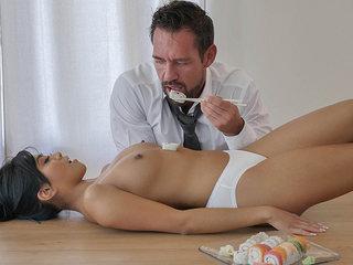 Asian Teenager Geisha Gets Fucked Firm By Customer